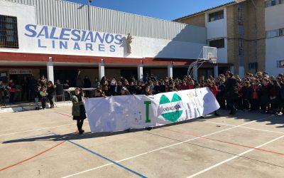 ¡Acto escolar conmemorando el Día de Andalucía!
