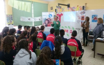 Nos acompaña la Asociación ASPACE de Jaén