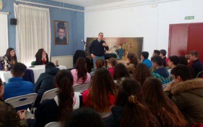 Pregonero de la Semana Santa de Linares 2018